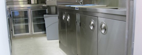 Kitchen Sinks & Storage Units