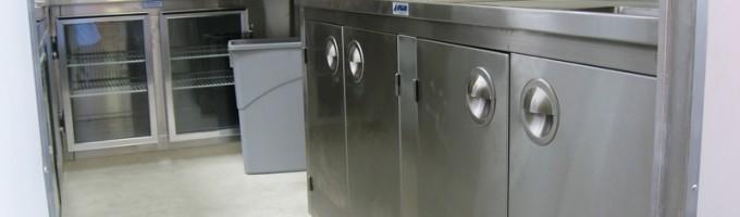Kitchen Sinks & Storage Units