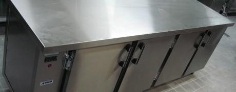 Kitchen Preparation Area and Storage Unit