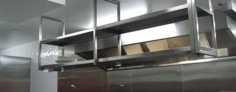 Kitchen Stainless Steel Shelving