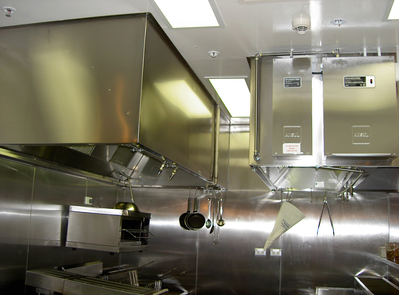 Kitchen Ventilation Systems : Ventilation systems exhaust hoods