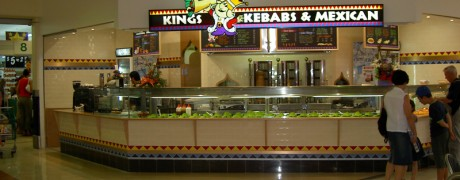 Kings Kebabs & Mexican
