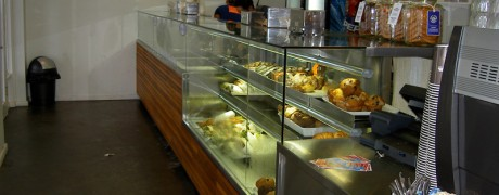 Take Away Shop Display Counter