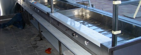 Heating and Food Warming Display Units