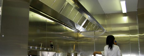 Commercial Kitchen Ventilation Systems & Exhaust Hoods